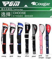 Wholesale brand PGM Golf stand bag gun package seven colors choice about cm high nylon material water proof pieces clubs holder