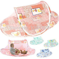 baby bed mosquito net - Panda Foldable Baby Bed Mosquito Net Instant Tent Crib Multi Function Playpen Pop up