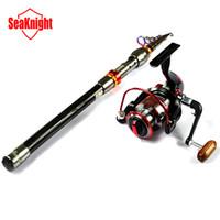 Cheap Wholesale-Hot Sale Super Quality 3.6M Telescopic Fishing Rod + 4000 Series Spinning Fishing Reel Set Kit Fishing Tackle