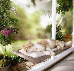 Wholesale High Quality Sunny Seat Window Mounted Cat Bed up to lb Cat Bed Sun Bed Hammock Cats Supplies pet products