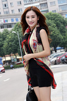 bandana manufacturers - Fall winter new silk square scarf bandana scarf cm manufacturers