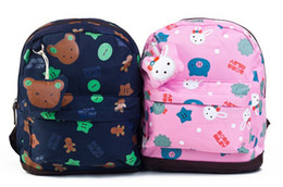 Cute Toddler Girl Backpacks | Frog Backpack