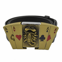 adjustable punch - Scorpion Solitaire lighter belt This section belt belt with a scorpion lighter head Length is adjustable you can punch