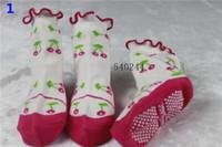 baby girl massage - New Fashion Years Flower Colorful Bubble National Animal Massage Dot Kids Children Baby Socks Baby Girl Boy Socks Quality