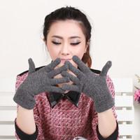 best winter gloves for women - new arrival hot selling Best sale ladies woolen gloves winter women dress gloves for women