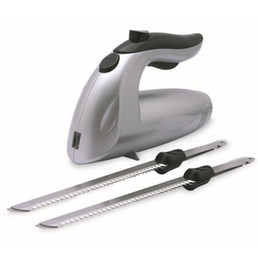 Wholesale Hot Selling Electric bread Cutting Machine Knife Freeze Meat Cut Saw Kitchen Appliances V carving blade S