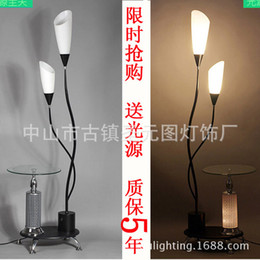Wholesale Lily floor lamp IKEA living room coffee table floor lamp fashion lighting lamps bedroom units JX03