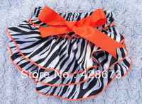 big lots diapers - cute zebra print satin bloomer for infant girls cheap high quality zebra diaper with big bow