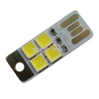 cool led gadgets - Creative USB lamp Energy Saving led lighting Book Lights LED USB Night Light K White mobile power Light Cool Gadgets PC