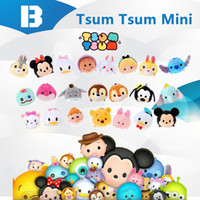 Wholesale inch Mini Tsum Tsum Plush Toy Thumper Doll Mike Sully Cute Elf Screen Cleaner for iPhone Juguetes