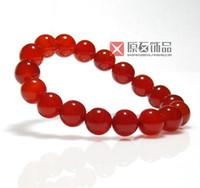Wholesale 6 mm Natural agate bracelet natural crystal bracelet female bracelet best quality goods