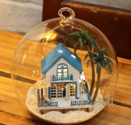 Build a miniature model house