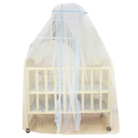 baby bed mosquito net - New Design Baby Infant Bed Mosquito Mesh Dome Curtain Net for Toddler Crib Cot Canopy
