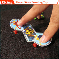 finger skate board - Baby Funny Toys Finger Skate Boarding Mini Skateboards Toys Children Gifts