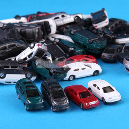 Wholesale New Brand New Painted Model Cars Building Train Layout Scale N