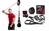 Wholesale Hanging with fitness training with crosscore Rally rope portable rope pulley