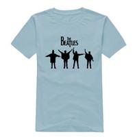 bad bands - Fashion Nirvana Bad Meets Evil Eminem Men T Shirts Music Band Ramones One Direction Male t shirts The Beatles Man Tee Shirts