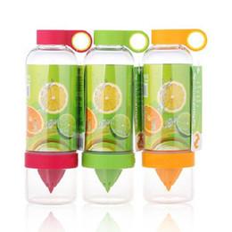 Wholesale 2015 Direct Selling Sale Tour Green Water Bottle Genuine Spot Ii Lemon Juice Source of Fresh Lemonade Cup Artifact Vigor Bottle