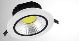 free shipping 2015 COB downlight,12W 15W  25W COB led down light,high lumen cob downlight led