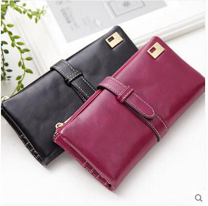 Tipos de billeteras para mujer