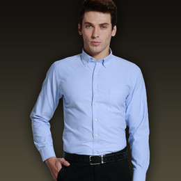 Discount Fitted Button Down Shirts For Men | 2017 Fitted Button ...