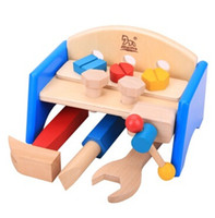 bench block - Children s educational Building block Small bench toy Learning tools month