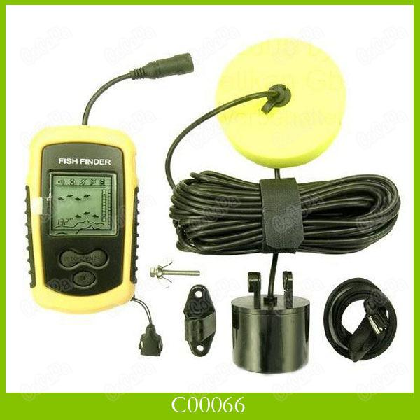 wholesale portable icon radar fish finder enhance muddy water type, Fish Finder