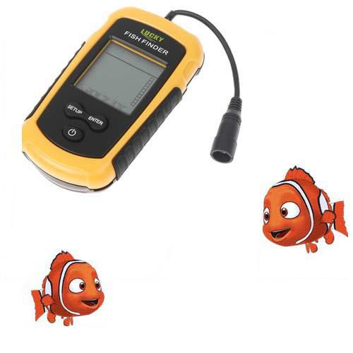 wholesale hi fish, now i know where you are! portable echo sounder, Fish Finder