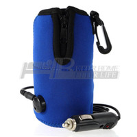 Wholesale pcs12V Universal Travel Baby Kid Bottle Warmer Heater in Car Blue Hot Selling Popular