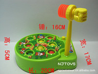 baby paradise - table game Electric whack a mole game Educational toys Baby games paradise electric toy education toys