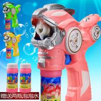 bubble gun - New Bubble gun blowing bubbles in children toys