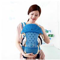 Wholesale Multifunction Baby Carrier D mesh Backpacks Baby Sling Wrap Toddler Baby Shoulder Front Carriers Baby Suspenders Backpack