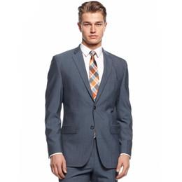 Wholesale Handsome custom wedding suit men the groom and his attendants wedding dress suit jacket pants tie