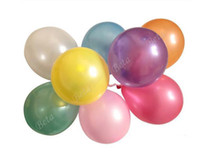 Wholesale 10 quot Latex Decorative Balloons For Wedding Birthday Party