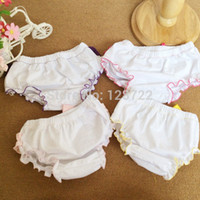 baby crawlers - baby cute fashion PP pants girl clothing infant princess trend crawlers bowknot pant silk ribbon ornament pc