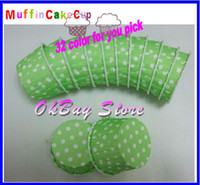 bakery paper cup - 4 CM STRIPES MUFFIN CUPS CAKE MOLD MUFFIN CUPCAKE PATTY PAPER BAKING LINERS CAKE MOULDS BAKERY LINER