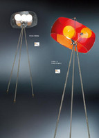 bella donna - On Sale Cheap Donna bella Circarc Lanting Glass Tripod Floor Stand Lamp