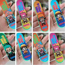 Wholesale novelty toy One Piece series finger board