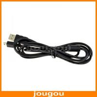Venta al por mayor de alta velocidad mini USB macho a USB 2.0 A macho de sincronización de datos y cable de carga para MP3 MP4 Digital 1.8M de la cámara DVD Negro