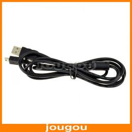 Venta al por mayor de alta velocidad mini USB macho a USB 2.0 A macho de sincronización de datos y cable de carga para MP3 MP4 Digital 1.8M de la cámara DVD Negro mini digital charging cable for sale desde mini cable de carga digitales proveedores