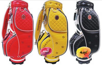 bag gal - women fashion golf bag clothing bags fashion Gal lasia golf ball bags Woman golf female bag new girl ball bag2015