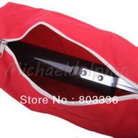 ball shag - Red Zipper Golf Ball Pickup Pick up Shag Bag