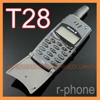 t28 ericsson - Refurbished Original Ericsson T28 T28s Mobile cell Phone G GSM Unlocked Black amp Can t use in USA