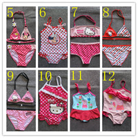 bby - for yrs Children Girls swimsuit swimwear kids beach wear surfing swimming wear BBY