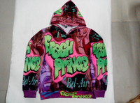 Wholesale Real USA size classic fresh prince bel air hoody