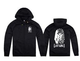 Last Kings hoodie sweatshirt hip hop pullover men brand new 2015 free shipping hiphop outwear streetwear lastkings pullover