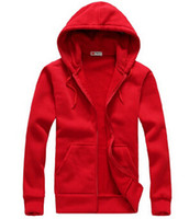 active companies - 2015 mens hoodies spring new design solid hoody zipper cardigan sport suit Boiling Company Limited