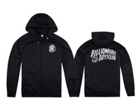 Cheap 2 side printing 1 side have billionaire boys club words name-brand BBC outerwear hoody