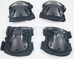 Wholesale-Tactical pads paintball protection knee pads & elbow pads