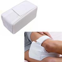 basketball pillows - Sport Foam Kneecap Elbow Knee Protect Football Basketball Runner Strap Pad Pillow Cushion Sleeping Comforts Bed Leg Pain relief